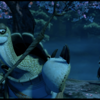 Master Oogway words of wisdom