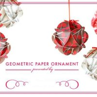HOW TO: geometric ornaments